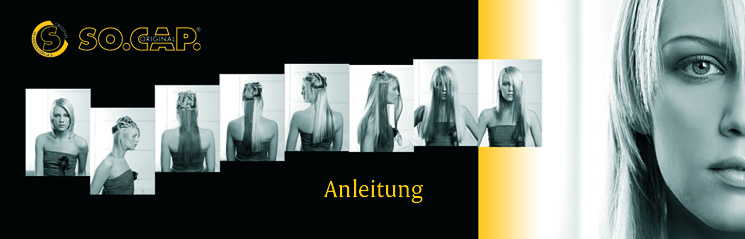 Anleitung Haarverlängerung