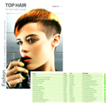 TopHair Fashion Juli 2012