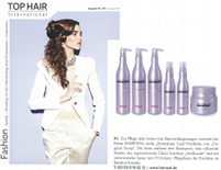 TopHair Fashion August 2012