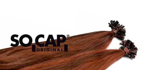 Original Socap Bicolour Hairextensions