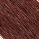 16. Original SO.CAP. Hair Extensions glatt #35-deep red