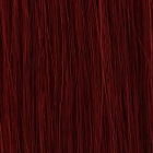 16. Original SO.CAP. Hair Extensions glatt #35- deep red