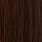 10. Original SO.CAP. Hair Extensions gelockt #32- mahagony chestnut