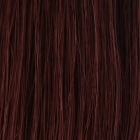 15. Original SO.CAP. Hair Extensions glatt #33- light mahagony chestnut